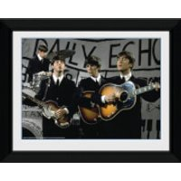 The Beatles Daily Echo - 8 x 6 Framed Photographic