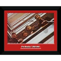 The Beatles Red Album - 8 x 6 Framed Photographic