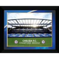 Chelsea Stadium - 8 x 6 Framed Photographic