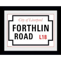 Forthlin Road - 8 x 6 Framed Photographic
