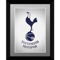 Tottenham Hotspur Crest - 8 x 6 Framed Photographic