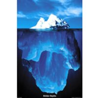 Hidden Depths - Maxi Poster - 61 x 91.5cm