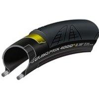 Continental Grand Prix 4000 S II Clincher Road Tyre - 700c x 23mm - Black