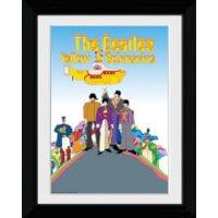 The Beatles Yellow Submarine - Collector Print - 30 x 40cm