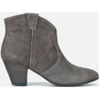 Ash Womens Jalouse Softy Heeled Ankle Boots - Topo - UK 4