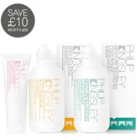 Philip Kingsley Body and Shine Regime (Worth 50.00)