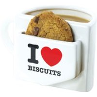 I Heart Biscuits Mug