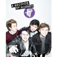 5 Seconds of Summer Single Cover - Mini Poster - 40 x 50cm