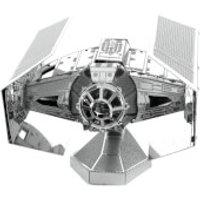 Star Wars Darth Vaders TIE Fighter Metal Construction Kit