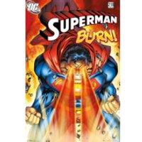Superman Burn - Maxi Poster - 61 x 91.5cm