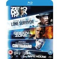 Lone Survivor / Zero Dark Thirty / Safe House / Green Zone / Contraband