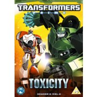 Transformers - Series 2: Volume 3 - Toxicity