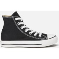 Converse Unisex Chuck Taylor All Star Canvas Hi-Top Trainers - Black - UK 10