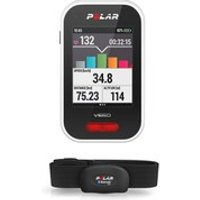 Polar V650 Monitor with Heart Rate - Black