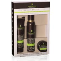 Macadamia Natural Oil Get the Look Smooth Curls Set