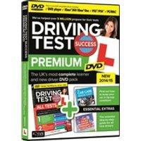 Driving Test Success Premium DVD New 2014/15 Edition