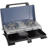 Campingaz Series 400 ST Double Burner and Toaster Stove