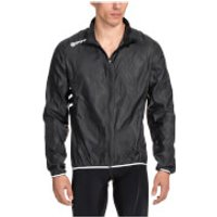Skins Cycle Mens Wind Jacket - Black - L