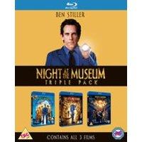 Night At The Museum 1-3 Box Set