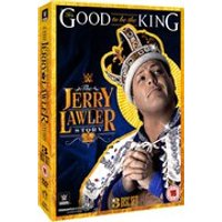 WWE: Its Good to be The King - The Jerry Lawler Story