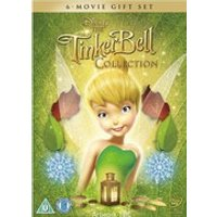 Tinker Bell 6 Movie Box Set
