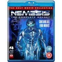 Nemesis 1-4 Boxset