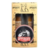 Uppercut Deluxe Mens Kit - Pomade Combo