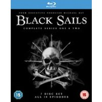 Black Sails - Series 1 & 2