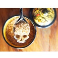 Skull Sugar Spoon