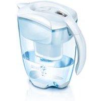 BRITA Elemaris Meter XL Water Filter Jug - White (3.5L)