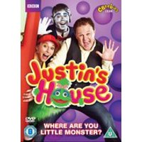 Justins House: Where Are You Little Monster?