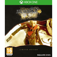 Final Fantasy Type-0 HD - Limited FR4ME Edition - Includes Final Fantasy XV (15) Demo