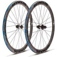 Reynolds 46 Aero Clincher Disc Wheelset - Shimano - 2015