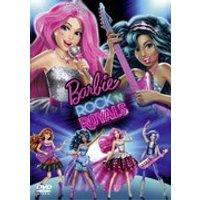 Barbie in Rock N Royals - Includes Barbie Gift