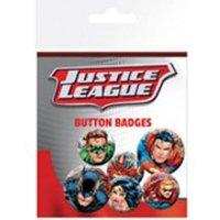 DC Comics Justice League Group - Badge Pack