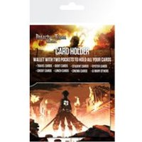Attack on Titan Key Art - Card Holder