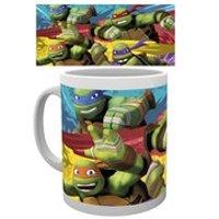 Teenage Mutant Ninja Turtles Logo - Mug