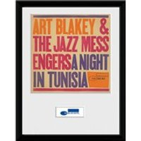 Blue Note Tunisia Bravado - Framed Photographic - 16 Inch x 12 Inch