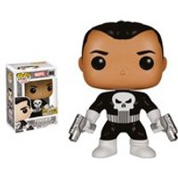 Marvel The Punisher Exclusive Pop! Vinyl Bobble Head Figure