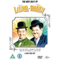 The Very Best of Laurel & Hardy