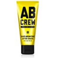 AB CREW Men's Hair Minimizing After Shave - 70ml