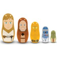 Star Wars Jedi and Droids Nesting Dolls Set