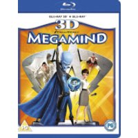 Megamind 3D (Includes 2D Version)