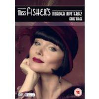 Miss Fisher Murder Mysteries - Series 3