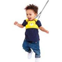 Trunki ToddlePak - Leeroy the Lion - Yellow