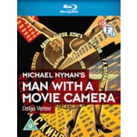 Michael Nymans Man With A Movie Camera