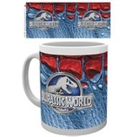 Jurassic World Logo - Mug