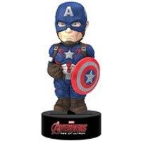 NECA Marvel Avengers Age of Ultron Captain America Body Knocker