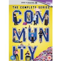 Community - Seasons 1-6 (Includes UltraViolet copy)