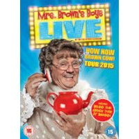 Mrs. Browns Boys Live: How Now Mrs. Brown Cow